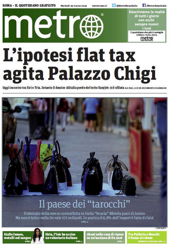 Metro News Italia's photo on #Isis