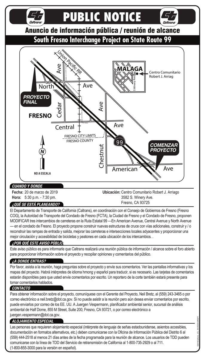 Caltrans District 6 (@CaltransDist6)   Twitter