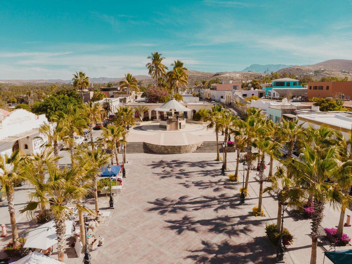 Todos Santos se localiza en las áridas zonas de Baja California Sur.