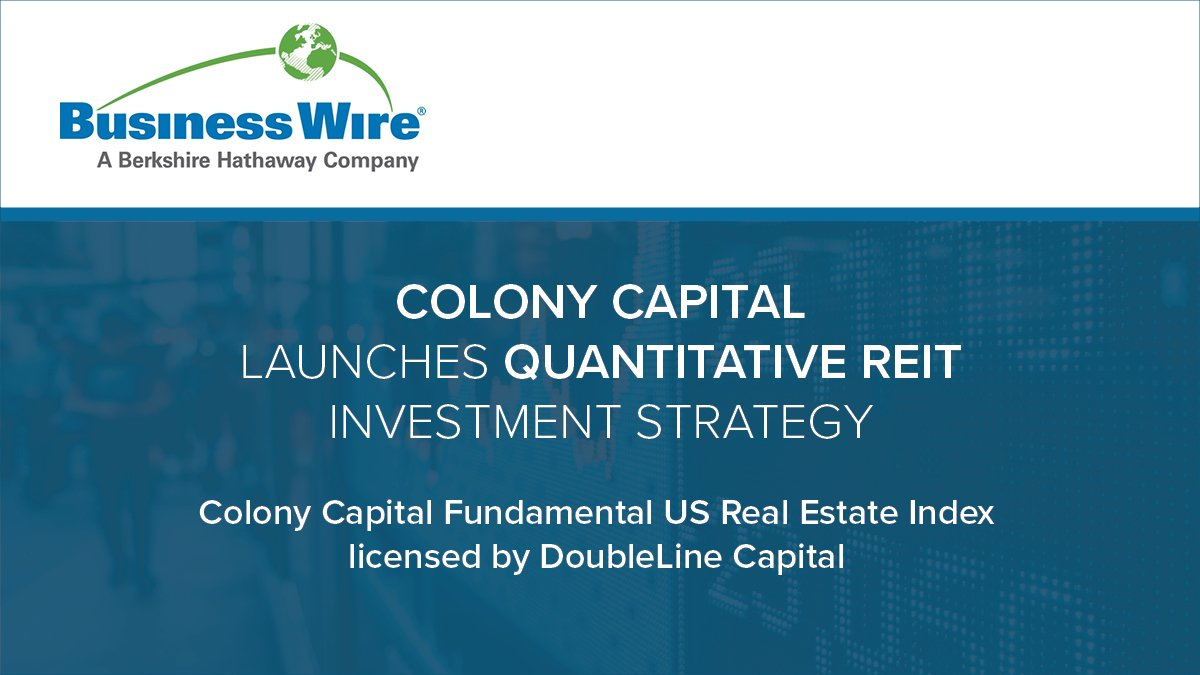 Colony Capital (@Colony_Capital) | Twitter