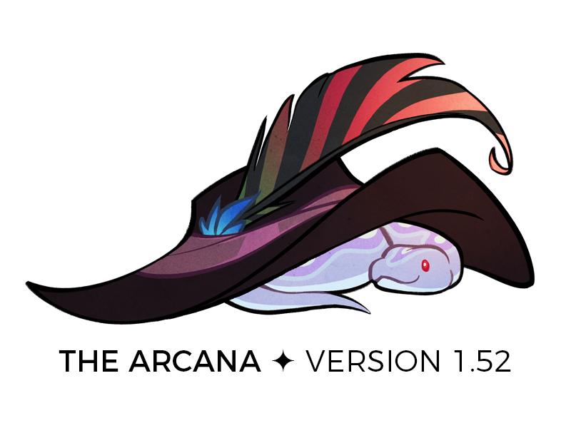 The Arcana on Twitter:
