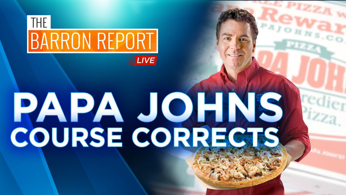 Image for the Tweet beginning: Learn more about Papa John's
