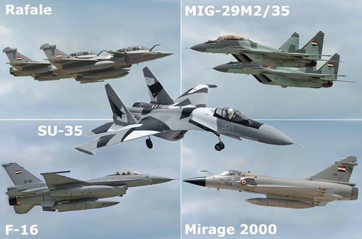 Egyptian Air Force (EAF) - Page 10 D1-TmGEX0AAg8u0