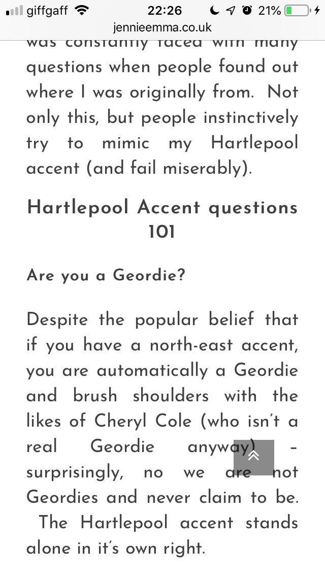 Sooooo, this is just a few things us Hartlepudlians get asked, ALOT!!! 🤦🏼♀️ #geordie #Hartlepool #jeffstelling #monkeyhanger