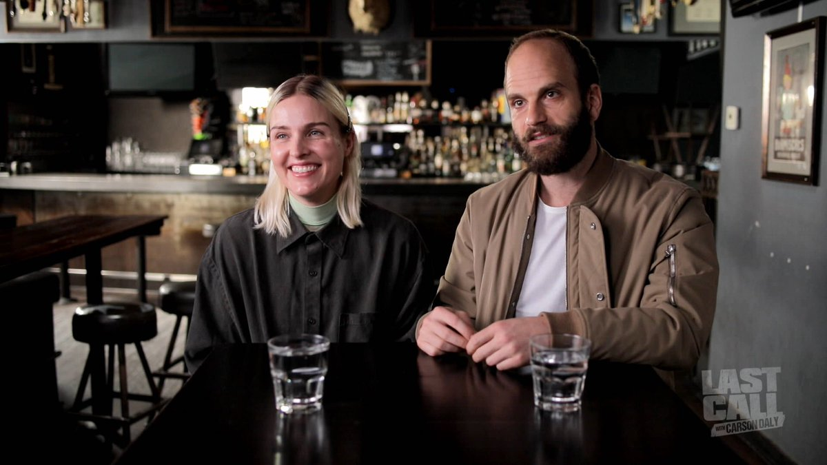 Make sure to catch @HMonHBO creators #KatjaBlichfeld & #BenSinclair on tonight's Last Call with @CarsonDaly! https://t.co/LEuaH5Ssuq