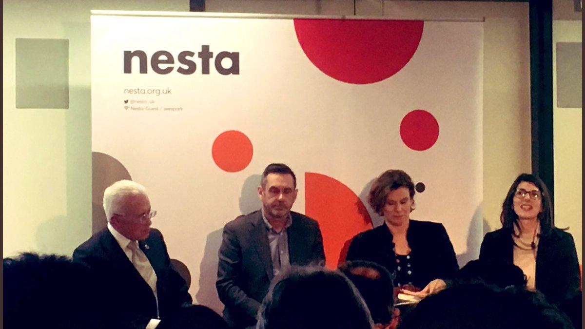 test Twitter Media - Fantastic evening @nesta_uk debating the IMAGINATION required for a better capitalism—or post capitalism—with @mangabeiraunger @paulmasonnews @geoffmulgan & Madeleine Gabriel. https://t.co/o21fNpG2VX