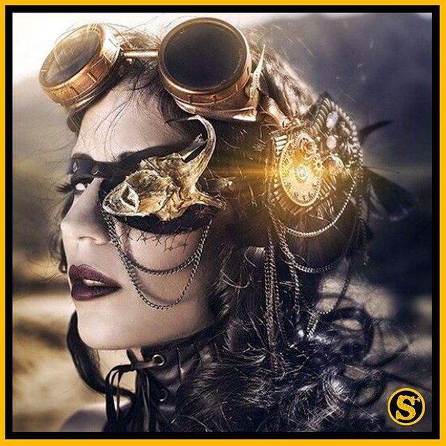 #cosplay #dreampunk  et #steampunk #steampunkgirl