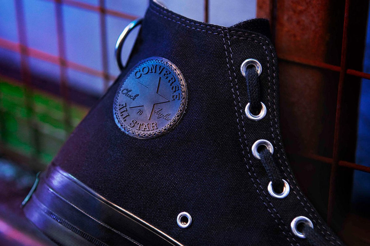 6857133fc61f undercover and converse collaborate on a chuck 70 inspired by the warriors
