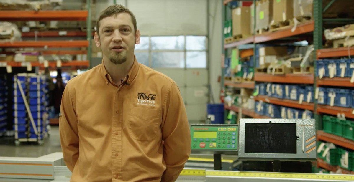 Not sure if you're making the most of your #TigerStop equipment? Check out our support videos. From troubleshooting end sensors, to building cut lists, calibrating your machine, & locating your serial number, we're here to help! https://www.tigerstop.com/support/videos/#how-to-find-your-serial-number… #Manufacturing #LengthStop