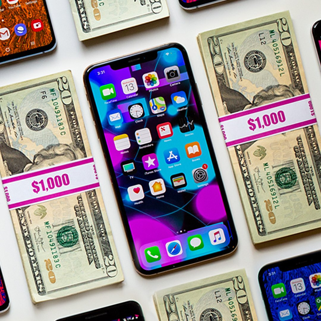 THIS is why your phone is so expensive