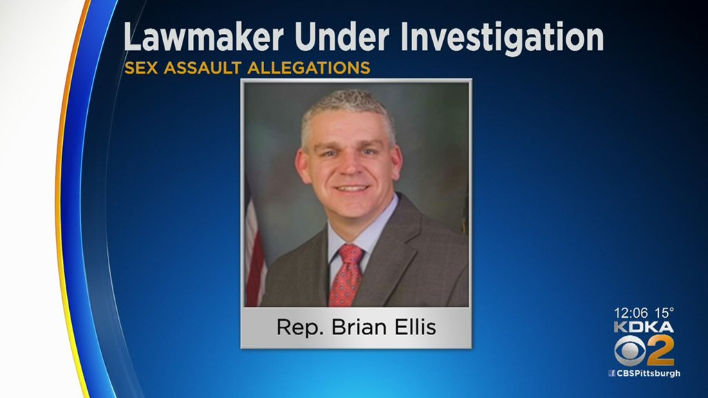 #BREAKING: Pennsylvania State Rep. Brian Ellis has resigned from his state House seat immediately. The Republican representative was accused of having sex with an incapacitated woman against her will.  https://cbsloc.al/2W5OBQE