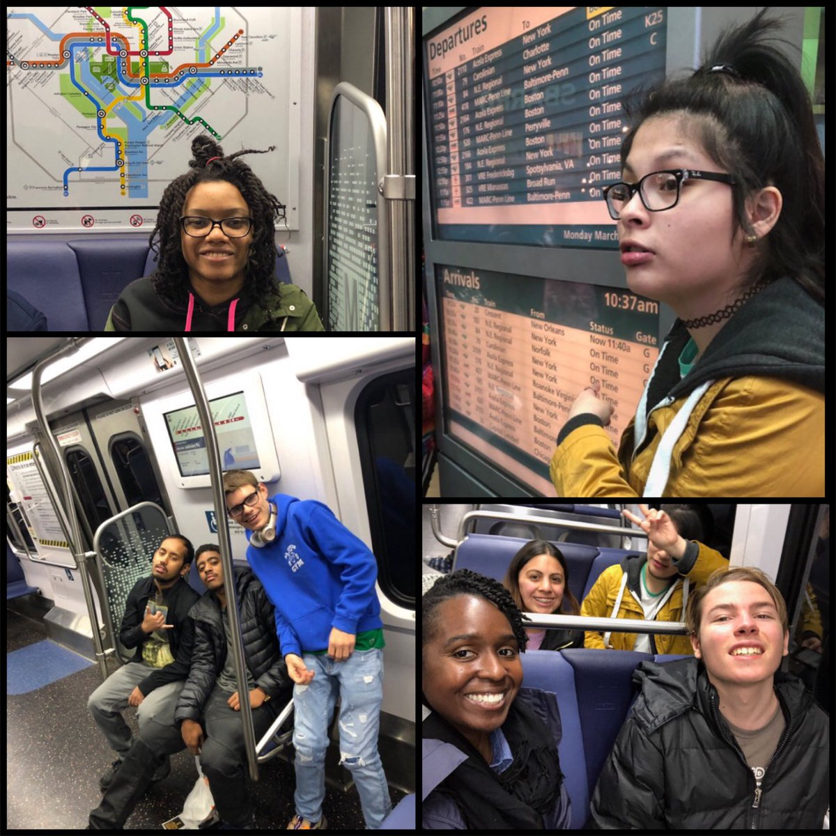 CBI &amp; travel training for some of our PEP students as they make their way to and from Union Station today. <a target='_blank' href='http://search.twitter.com/search?q=lifeskills'><a target='_blank' href='https://twitter.com/hashtag/lifeskills?src=hash'>#lifeskills</a></a> <a target='_blank' href='http://twitter.com/Margaretchungcc'>@Margaretchungcc</a> <a target='_blank' href='http://twitter.com/MsBakerACC'>@MsBakerACC</a> <a target='_blank' href='http://twitter.com/APHealeyACC'>@APHealeyACC</a> <a target='_blank' href='http://twitter.com/APSCareerCenter'>@APSCareerCenter</a> @ <a target='_blank' href='https://t.co/3siU1MRBdu'>https://t.co/3siU1MRBdu</a>