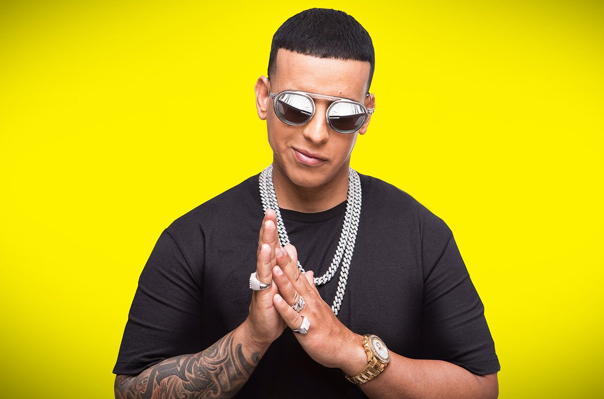 """Daddy Yankee will be the first-ever Spanish-language performer on """"The @LateLateShow With James Corden"""" https://blbrd.cm/iBkDEq"""