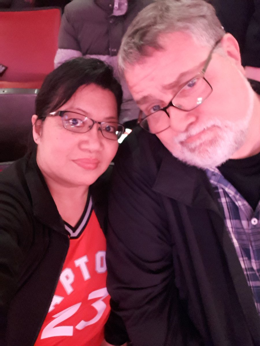 I'm at the game with @andrewclowater! #RTZ