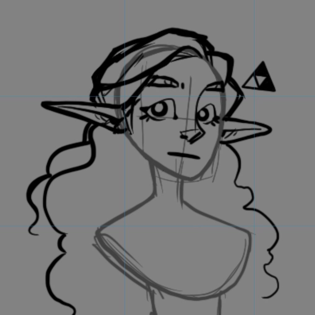 Being able to draw things for myself (like Zelda hairstyles UvU) for a change has been quite relaxing • • • #art #zelda #thelegendofzelda #tloz #fanart #Nintendo<br>http://pic.twitter.com/UtEgkdnlLo