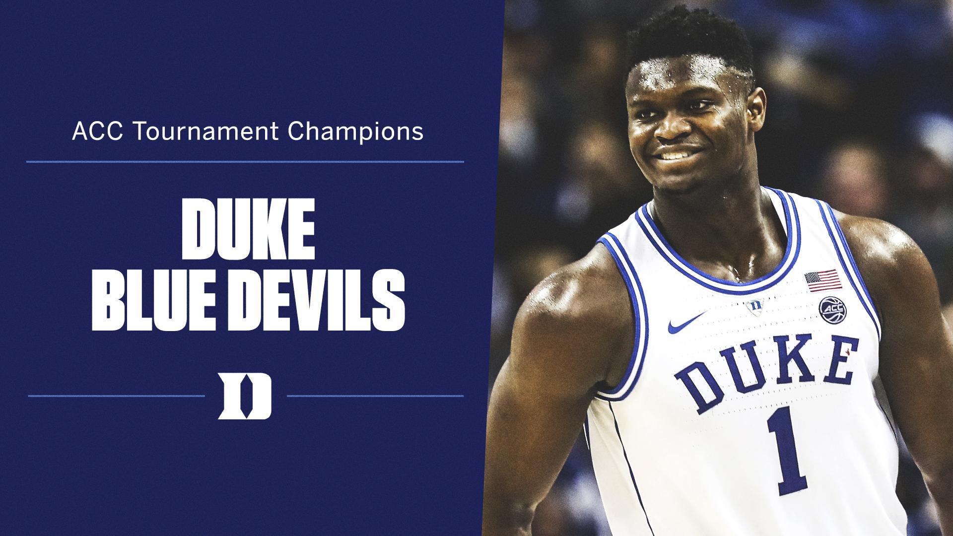 Duke makes a statement for No. 1 overall �� https://t.co/goKaRahhI1