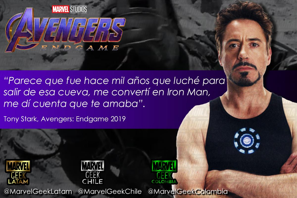 Marvel Geek Chile On Twitter Frases Célebres Y No Tanto De