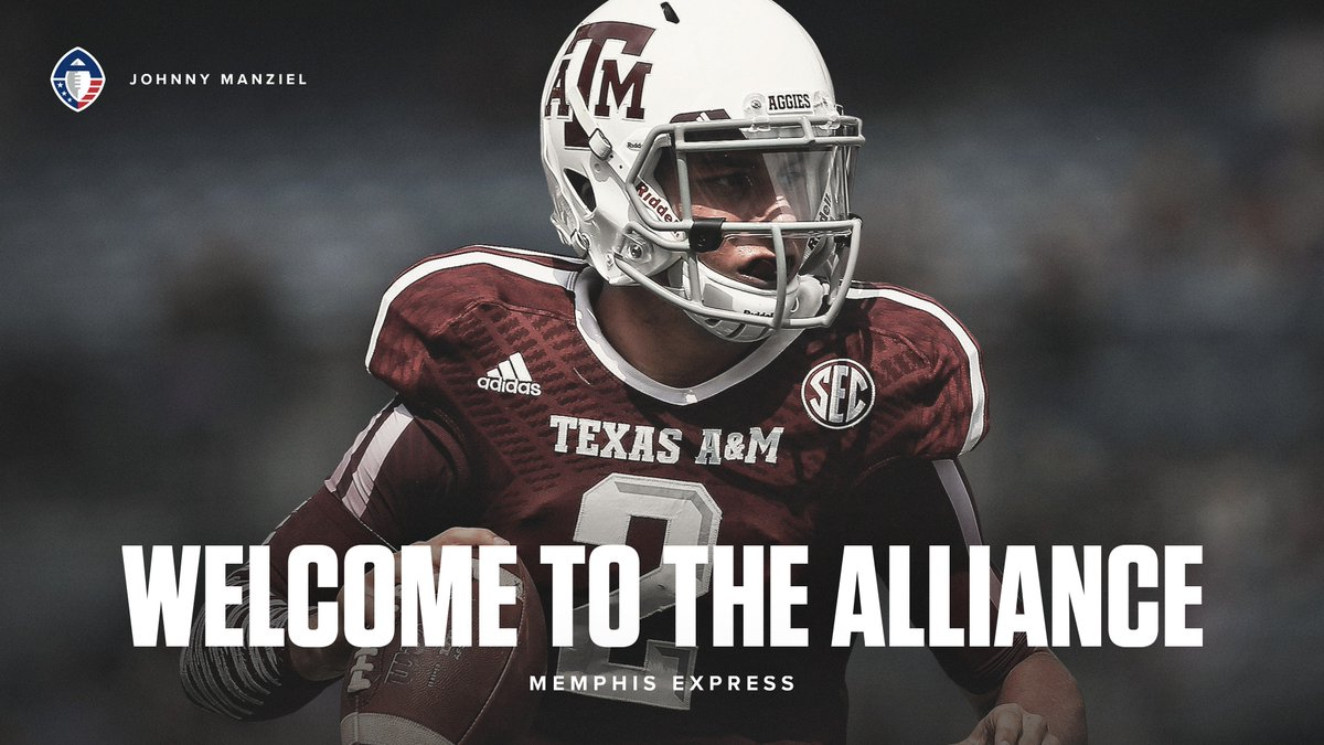 Welcome to The Alliance, @JManziel2.