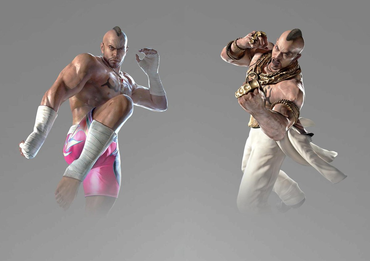 Princeofwhatever Kiryufortekken7 در توییتر Broke Put Zafina In Tekken 7 Woke Put Bruce Irvin In Tekken 7 He S Just The Best I Loved His Badass Muay Thai His Fighting Shouts And