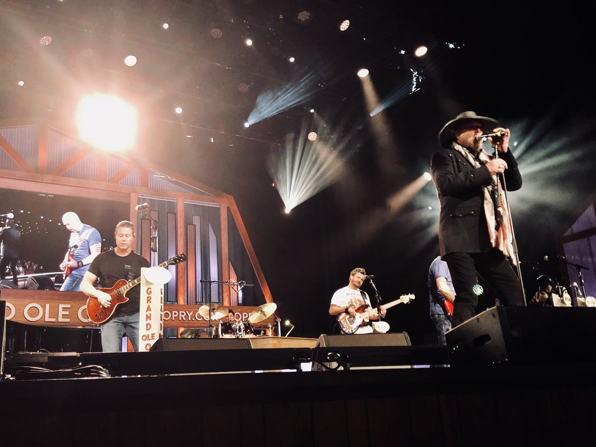 Always feeling lucky to have #OpryMember @LuckymanEddie on the #Opry stage! #SECOpry<br>http://pic.twitter.com/u6JUhLSGah