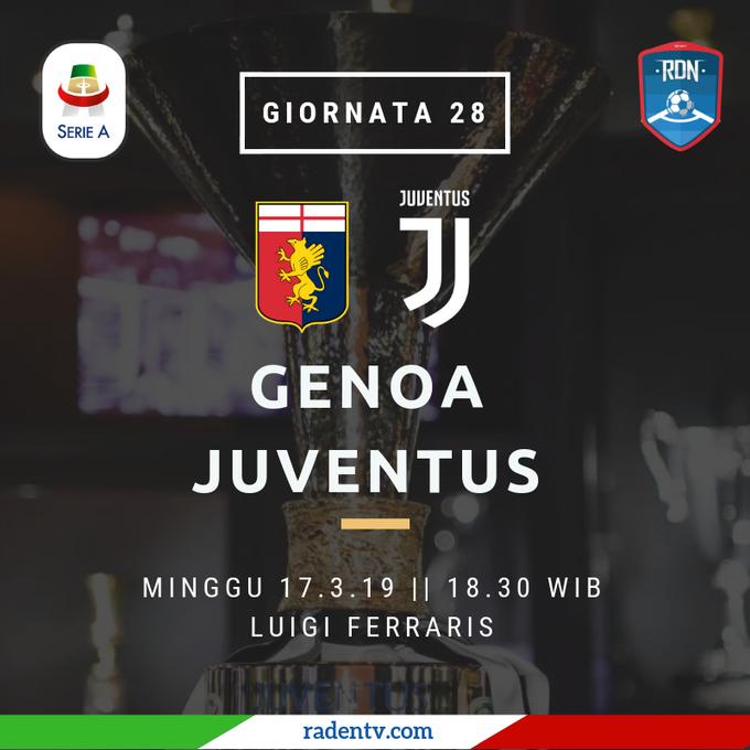 #GenoaJuve Photo