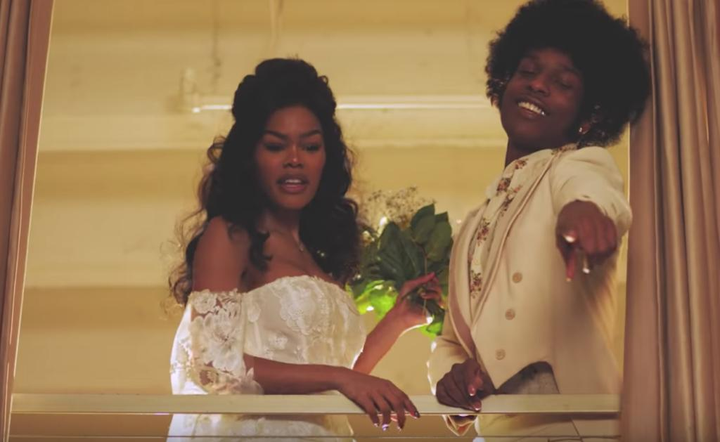 cb5f4269ffa watch teyana taylor s new video for issues hold on featuring aap rocky  tyler the creator