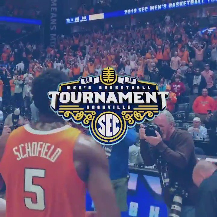 Southeastern Conference's photo on #SECTourney