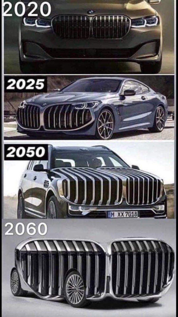 Somehow We Lost On Twitter The Evolution Of Bmw