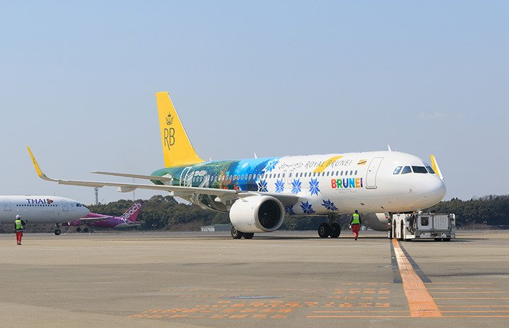 Tumblr(Photo)Updates | ロイヤルブルネイ航空、成田就航 A320neo、6月から週4往復に  http://bit.ly/2JiLHqlpic.twitter.com/CJK4nrlrHE