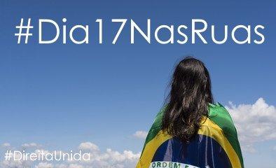 MFFL 🇧🇷 Deus Pátria Lealdade 🇧🇷's photo on #Dia17nasRUAS