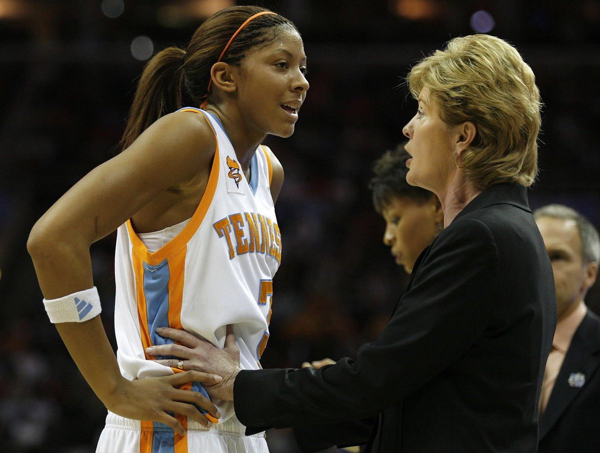 """""""Admit to and make yourself accountable for mistakes. How can you improve if you're never wrong?""""   — Pat Summitt  Great players love being coached because it means they're getting better."""
