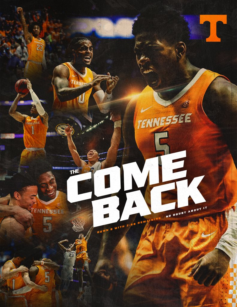 Replying to @Vol_Hoops: No quit. #GBO