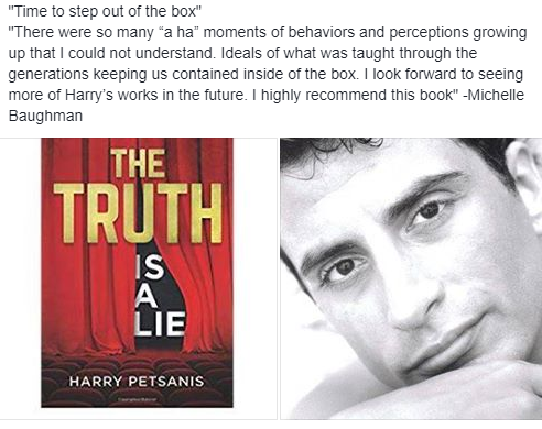 Great REVIEW from Amazon! The Truth is a Lie 5 stars Thank YOU Michelle! Very much appreciate YOU! #fridayreads #nonfiction #bookgiveaway #bookbuzz #freebie #kdp #amazon #bookworms<br>http://pic.twitter.com/6c815S2JIS