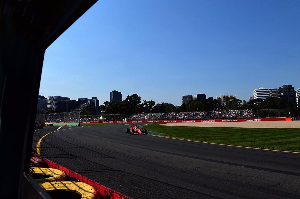Scuderia Ferrari's photo on Albert Park