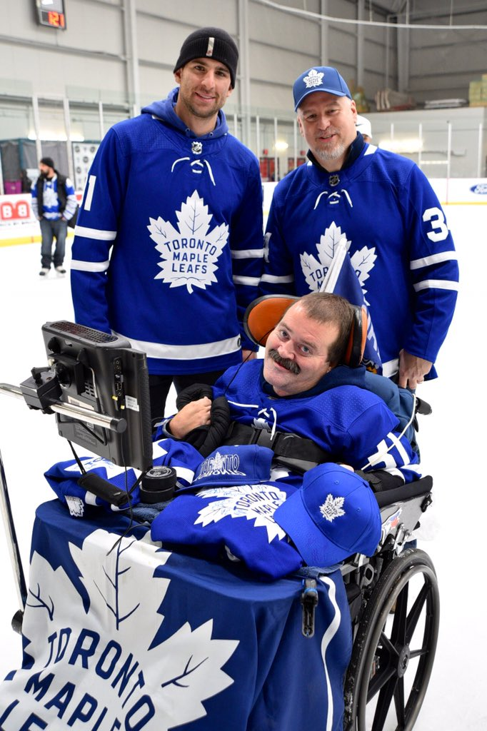 Andrew Nielsen's photo on #LeafsgoBrách