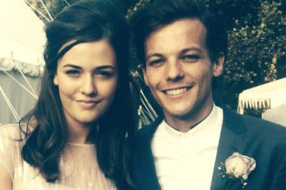 Félicité Tomlinson (2000-2019) Gone Too Soon, Stay Strong @Louis_Tomlinson And His Family during this Sad😢time. ❤️