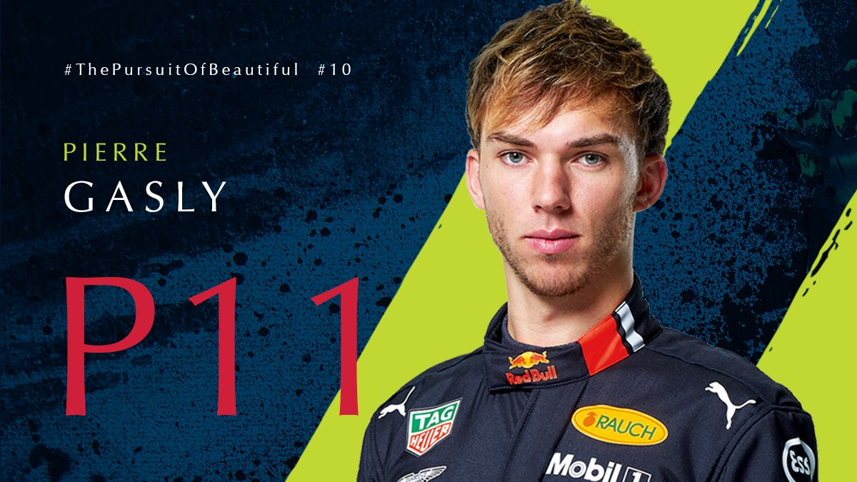 A great race for @PierreGASLY…
