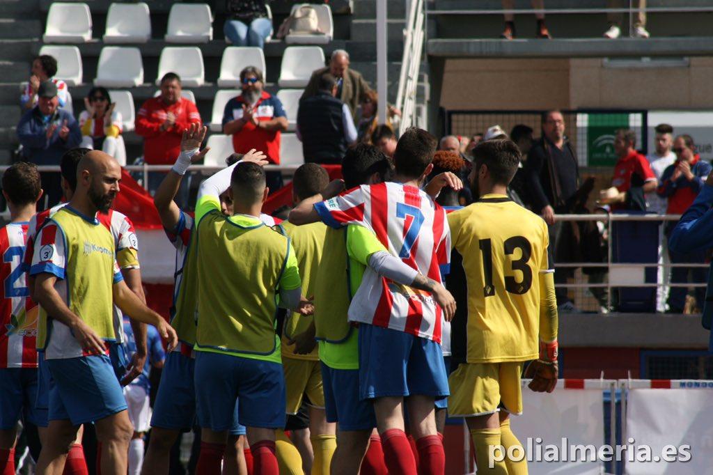 Club Pvo. Almería's photo on DÍA DE PARTIDO