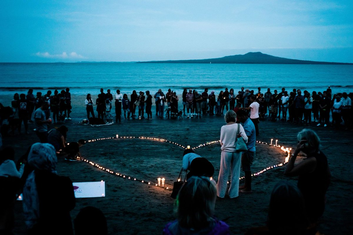 What doesn&#39;t break us, makes us stronger. #NewZealandTerroristAttack <br>http://pic.twitter.com/BaQIkuB7JP