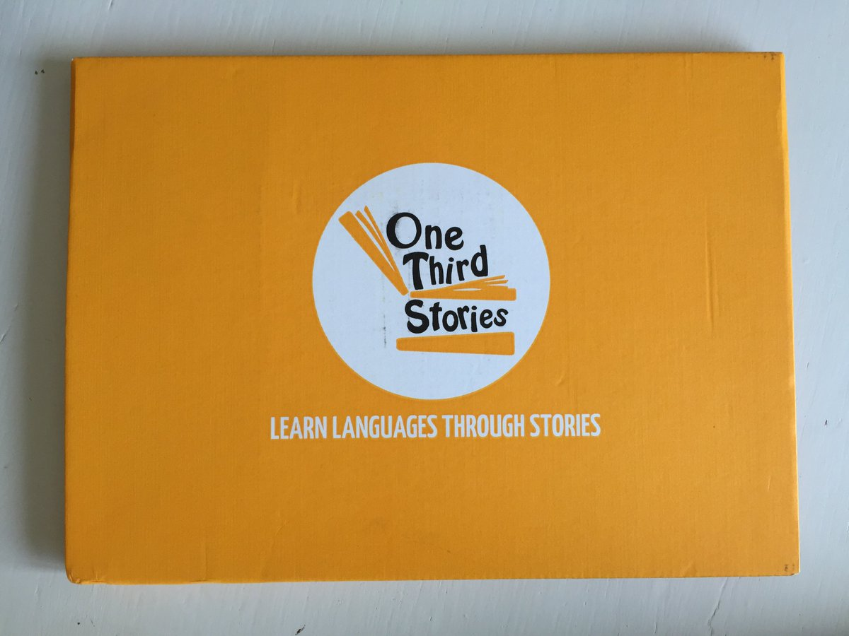 Thinking to starting a foreign language with the children? Think about story time and how books can help. Our review of @onethirdstories book subscription for children. https://t.co/3QTPVPSvih #bilingual #patenting https://t.co/ZlrBpwwxPY