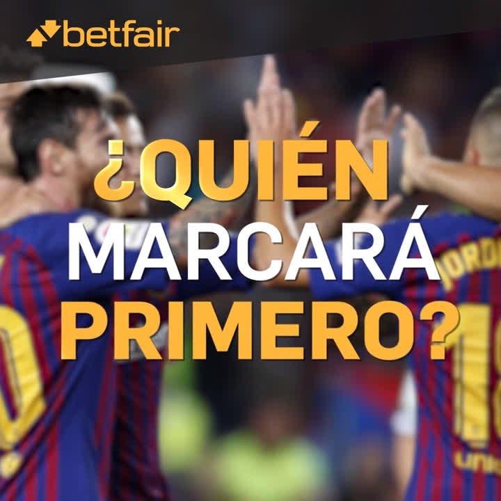 Messi ha marcado 16 goles en 18 partidos ante el Betis en LaLiga. Todas las cuotas para el #BetisBarça de hoy en @Betfair_ES