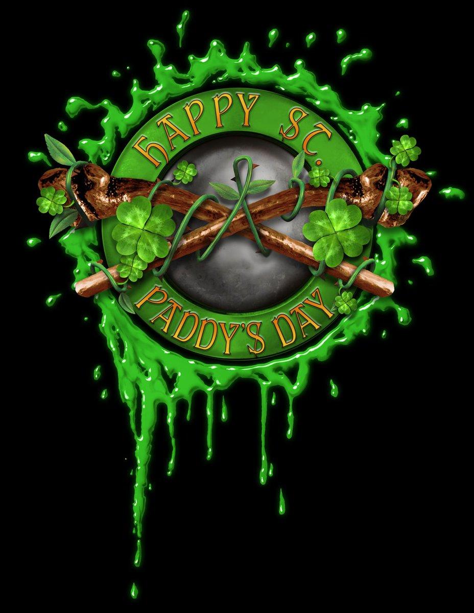 Ireland, you rock. Happy St. Patrick's Day! ☘️