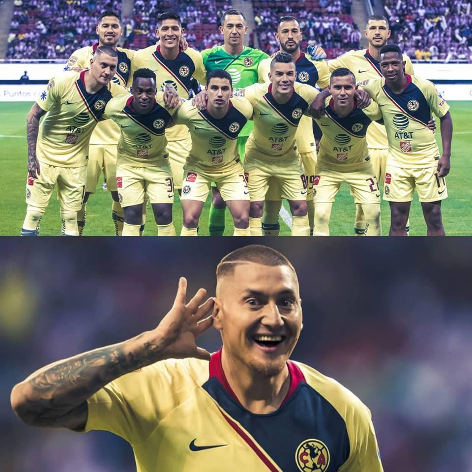 Invictos's photo on El América
