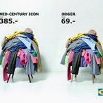 逆転の発想!IKEAの広告が秀逸!