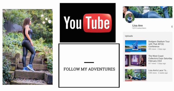 Don't miss an adventure, subscribe to my @YouTube  https://t.co/mpdCHbAstq https://t.co/JIhRBaJiNO