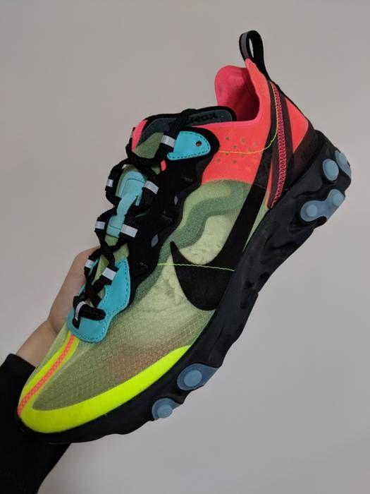 2ffac454bbd55 Restock  Nike React Element 87