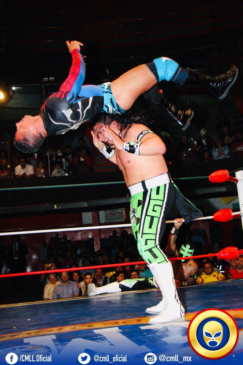 CMLL: Una mirada semanal al CMLL (Del 14 al 20 de marzo de 2019) 10