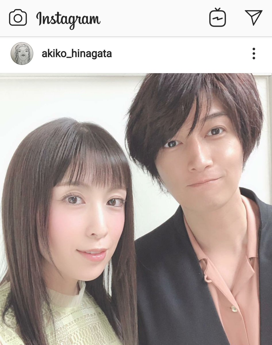 Instagram 雛形 あきこ