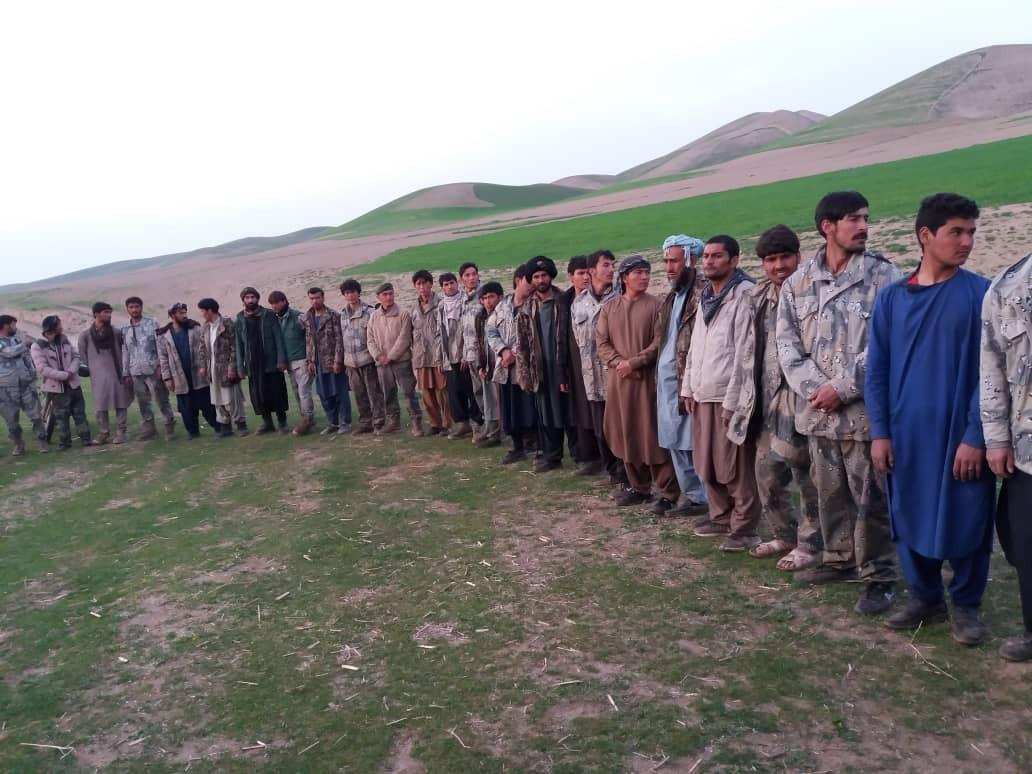 Taliban Capture About 150 Afghan Soldiers After Chase Into Turkmenistan