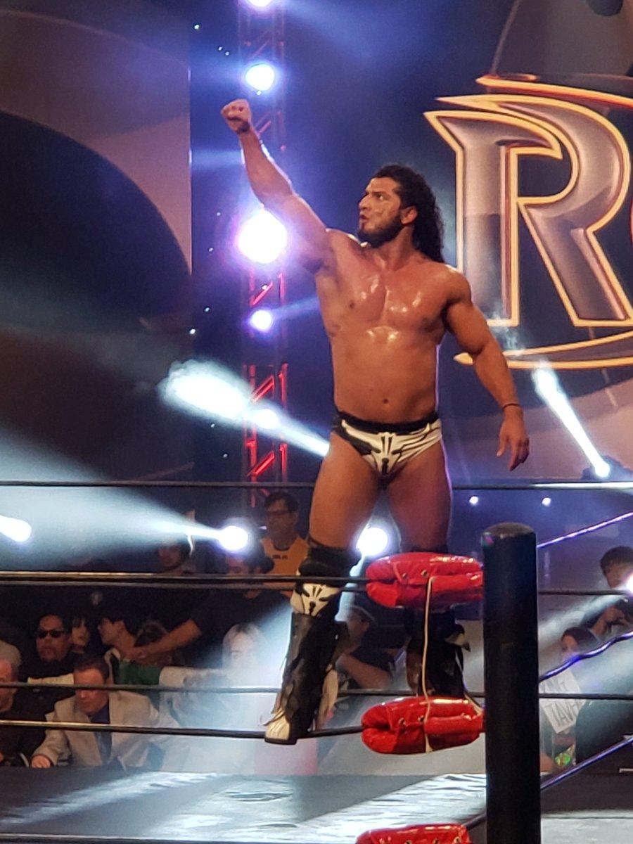 Rush al G1 Supercard, enfrentará a un luchador de RoH 3